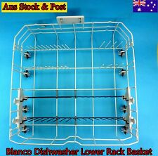 Blanco Dishwasher Spare Parts lower Rack Basket Replacement White (S270) Used