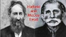 """Hatfield and McCoy Feud """"Playing Cards"""""""