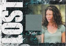 LOST ARCHIVES EVANGELINE LILLY AS KATE AUSTEN COSTUME CARD 196/375