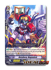 Cardfight Vanguard  x 4 Metalborg, Magmafork - G-EB01/021EN - C Mint