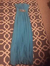 One Of A Kind Sherri Hill Evening Gown Stretch Size 4-6