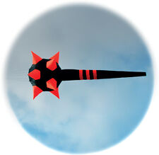 Spirit of Air Spike Windsock- orange and black