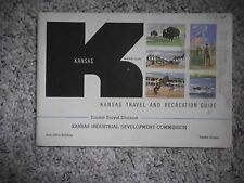 1963 Kansas Travel and Recreation Guide
