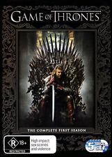 Game of Thrones: Season 1 (5 Discs) * NEW DVD *