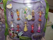 DISNEY'S TINK & FRIENDS GREAT FAIRY RESCUE 10 FAIRY'S MINT NRFB COLLECTOR SET
