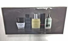 Burberry Fragrances 5 Mini Variety Fragrances Gift Set For Men FREE SHIPPING