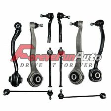 Front Control Arms Ball Joint Sway Bar Tie Rod KIT 10 pcs for Mercedes W203 W209