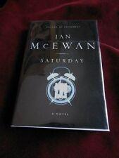 Ian McEwan - SATURDAY - 1st/1st