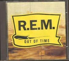 R.E.M. Out of Time CD 11 track 1991 REM Losing My Religion