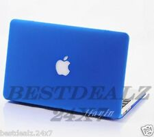 "Blue Hard Protective Shell Case Cover Skin for Apple Macbook Air 11 "" 11.6 Inch"