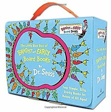Dr. Seuss Board Books Set Baby Toddler Bed Time Story Read Lullaby Kids Children