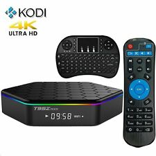 T95Z 2+16G 4K Smart TV Box Android 6.0 Octa Core KODI 16.1 Fully Loaded+Keyboard
