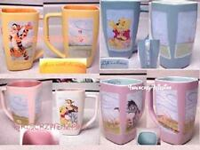 Disneyland Pooh and Pals Spring Coffee Mugs Retired All 4 in the set HTF 14 oz