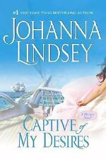 Captive of My Desires by Johanna Lindsey Malory Novel Regency Historical Romance