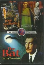 House on Haunted Hill / The Bat (DVD) Vincent Price Double Feature!