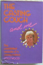 The Casting Couch And Me Joan Wood Walker & Company 1975