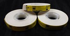 "3M 928 ATG Repositionable Adhesive Transfer Tape  3 ROLLS    1/2"" X 18 YARDS"