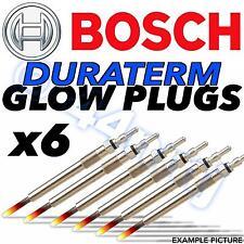 6x Bosch Duraterm Diesel D Chauffage bougies de préchauffage JEEP GRAND CHEROKEE 3.0 CRD 05 -- & gt