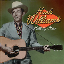 Hank Williams HILLBILLY HERO 86 Tracks DELUXE PROPER BOX SET New Sealed 4 CD