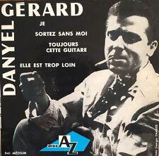 """Danyel Gérard - Je - Vinyl 7"""" 45T (Single)"""