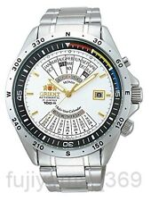 ORIENT SEU03002WH Automatic Multiyear calendar Watch Express shipping from Japan