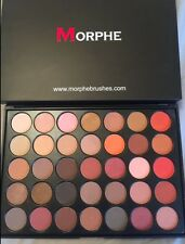 MORPHE 35O - 35 Colores Naturaleza Brillo Sombra de Ojos Paleta-make Up 350