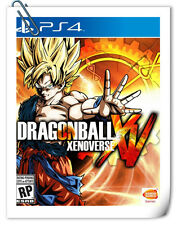 PS4 Dragon Ball Xenoverse English Japanese SONY Fighting Namco Bandai Games