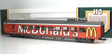 HAG 499 SBB Restaurantwagen McDonald's - Ep IV