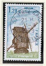 TIMBRE FRANCE OBLITERE N° 2042 OULIN DE STEENVOORDE /