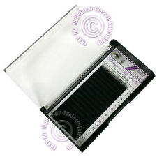 C 0.25 12mm ☆ TRAY SILK EYELASH EXTENSIONS ☆ 16 LINES LASH ☆ Best Value on eBay