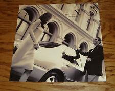 Original 1997 Honda Accord Special Edition Deluxe Sales Brochure 97