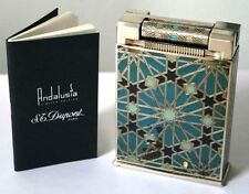 "S.T. DUPONT TISCHFEUERZEUG TABLE LIGHTER ""ANDALUSIA"" LIMITED EDITION 2003"
