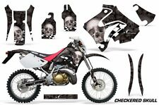 Honda Graphic Kit AMR Racing Bike Decal CRM  250AR Decal MX Part ALL CHK SKULL B