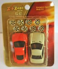 Zip Zaps Micro Remote Control Car Special Edition European Sports Body Kit -NEW!