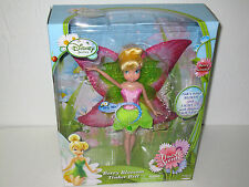 Disney Fairies Berry Blossom Tinker Bell Flower Scents Wings Bloom and Light Up