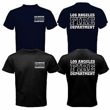 New LAFD Los Angeles Fire Department Search and Rescue San Andreas Movie T-shirt