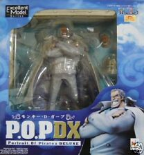 Used Megahouse Portrait Of Pirates One Piece NEO-DX Monkey D. Garp Painted