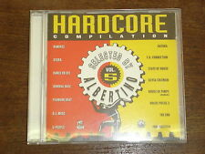 HARDCORE COMPILATION vol 5  compil CD