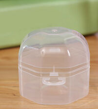 Portable Clear Baby Infant Pacifier Nipple Cradle Case Holder Storage Box uu