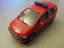 Herpa Opel Zafira Feuerwehr Essen NEF Blaulicht  aus Sammlung Herpa Verpackung