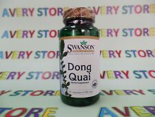 Dong Quai Root 530 mg 100 capsules l Female ginseng
