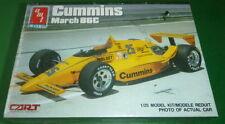 AMT AL UNSER SR 1987 #25 CUMMINS MARCH 86C INDY 1/25 Model Car Mountain fs