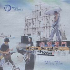 Macau Sensation by Matias Leong CD 2003 Kiigo CHINA Import SEALED art jazz NEW