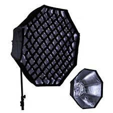 GRID Softbox 90 cm Octagonal Softbox with elinchrom adaptor ring