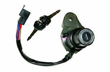 Yamaha XV535 Virago ignition switch 4 wires (88-97) check wires before buying!!