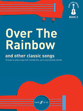 Easy Uke Library Over The Rainbow Melody Lyrics Chords UKULELE FABER Music BOOK
