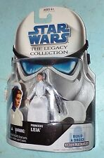 Star Wars The Legacy Collection Princess Leia Action Figure Hasbro MOSC
