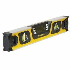 Stanley 0-42-063 FatMax Digital Level 3 Vial 40cm Inclinometer X000JNQA69