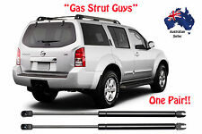 2 x New WINDOW Gas Struts suit Nissan Pathfinder R51 model 2005 to 2012
