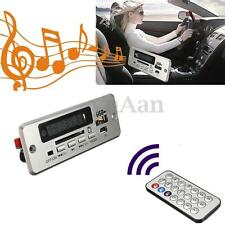 Auto Digital MP3 Audio Decoder Board Stereo FM Radio USB MMC/TF/SD Card + Remote